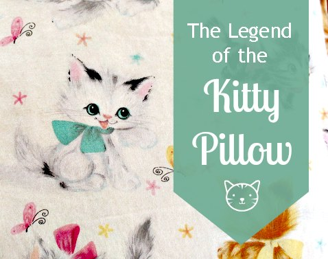 legendofthekittypillow
